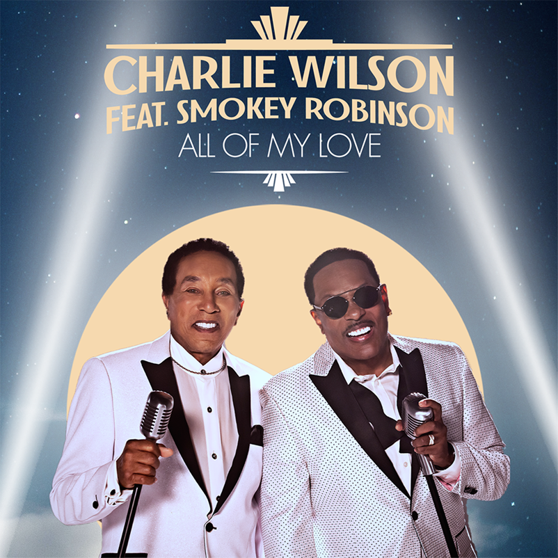 Charlie Wilson - All Of My Love